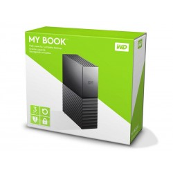 HDD externe WD My Book 3To WDBBGB0030HBK-EESN
