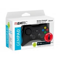 Manette sans fil EMTEC Gamepad & Clip support pour Android