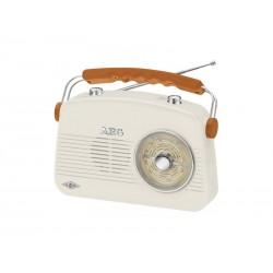 Radio rétro AEG NR 4155 (crème)