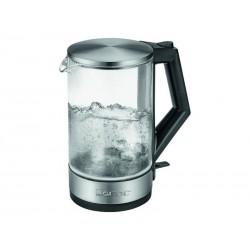 Bouilloire en verre Clatronic WKS 3641 inox