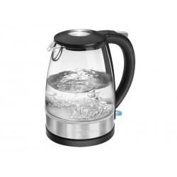Bouilloire en verre Clatronic 1,7l 2200W WKS 3680 G (inox)