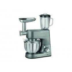 Robot de cuisine multifonctions 1000W Clatronic KM 3648 - Titane