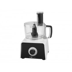 Mixeur Clatronic KM 3645 - Blanc/noir
