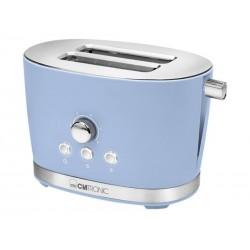 Grille-pain Clatronic Toaster TA 3690 - Bleu