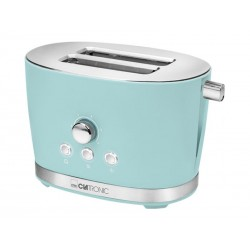 Grille-pain Clatronic Toaster TA 3690 - Couleur menthe