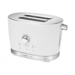 Grille-pain Clatronic Toaster TA 3690 - Blanc