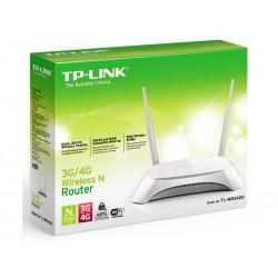 Routeur TP-Link WLAN TP-Link TL-MR3420 3G/4G 300Mbit TL-MR3420