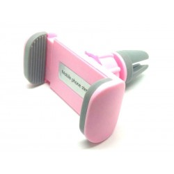Support voiture universel pour Smartphone - Rose