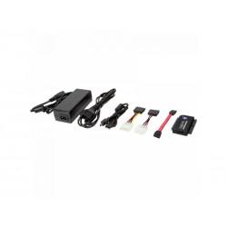Adaptateur Logilink USB 2.0 vers 2,5 + 3,5 IDE + SATA HDD OTB (AU0006C)