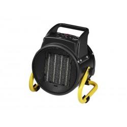 Ventilateur/radiateur soufflant Clatronic HL 3651 - Noir/Jaune
