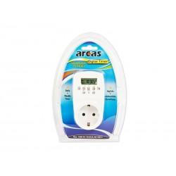 Prise programmable Arcas TS-ED201 (Blanc)