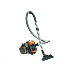 Aspirateur sans sac Clatronic BS 1304 P (orange/anthracite)