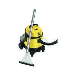 Aspirateur shampouineuse Clatronic 1200W BSS 1309 jaune-noir
