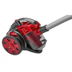 Aspirateur sans sac Clatronic 700W Animal BS 1308 P rouge