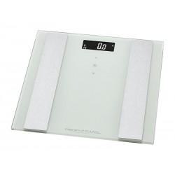 Balance d\'analyse en verre ProfiCare 8en1 PC-PW 3007 FA (blanc-acier inoxydable)