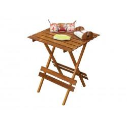 MK Bamboo HELSINKI - Table pliable 60x60cm