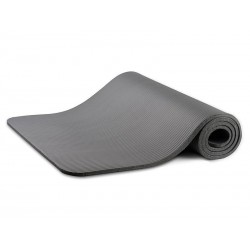Tapis de Yoga 185x80x1,5cm (Noir)