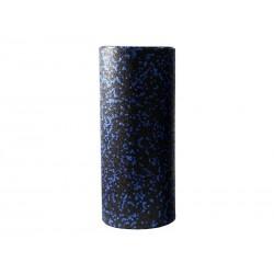 Rouleau de massage Yoga 33x15cm (Noir/Bleu)